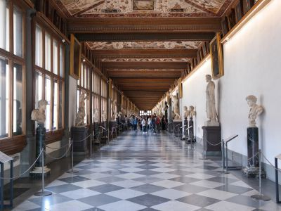 Guided Tour of the Uffizi Gallery