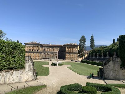 Tour of the Boboli Garden