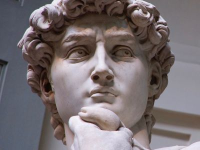 Tour of Michelangelo's David