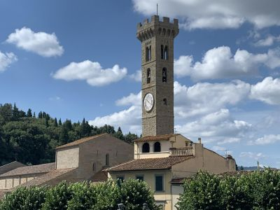The hill of Fiesole