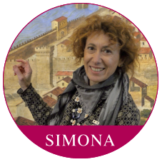 Simona, Emotions in Florence